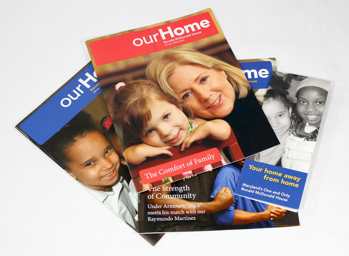 Ronald McDonald House Charities Collateral